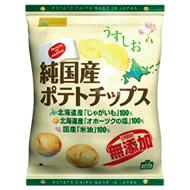 「純国産シリーズお菓子」の商品画像